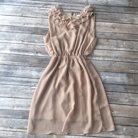 wide selection best authentic amazing price Tan Sundress